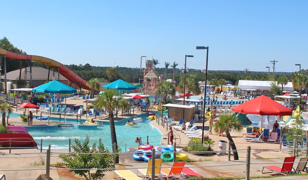Waterpark-Slider
