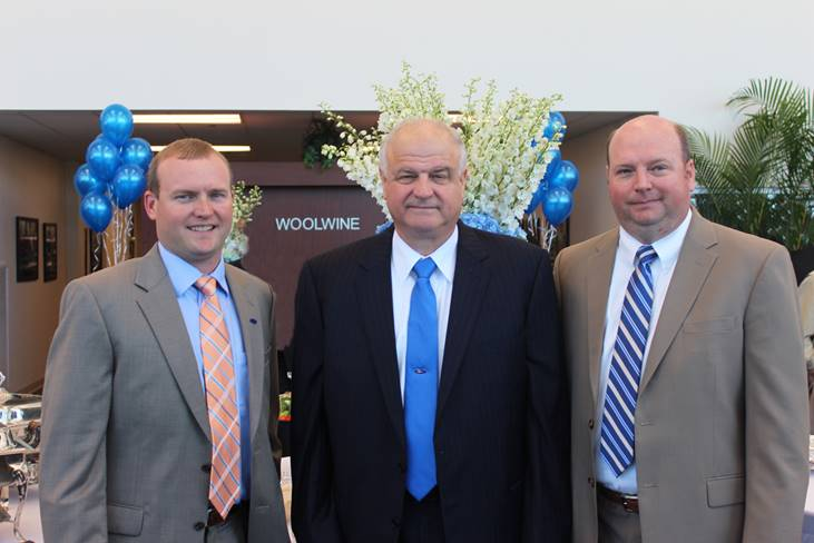 Woolwine Ford Lincoln opens new, state of the art dealership in Collins