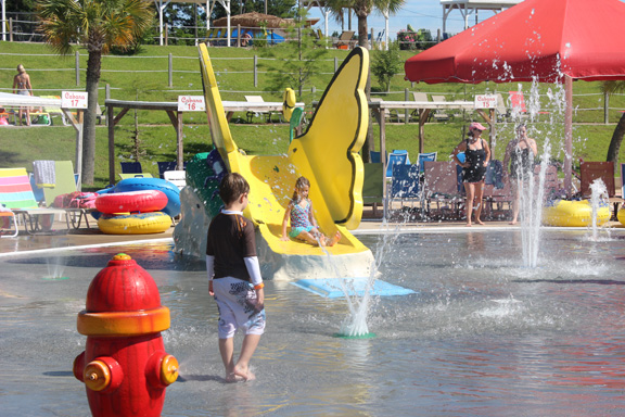 Grand Paradise Waterpark In Collins City Of Collins
